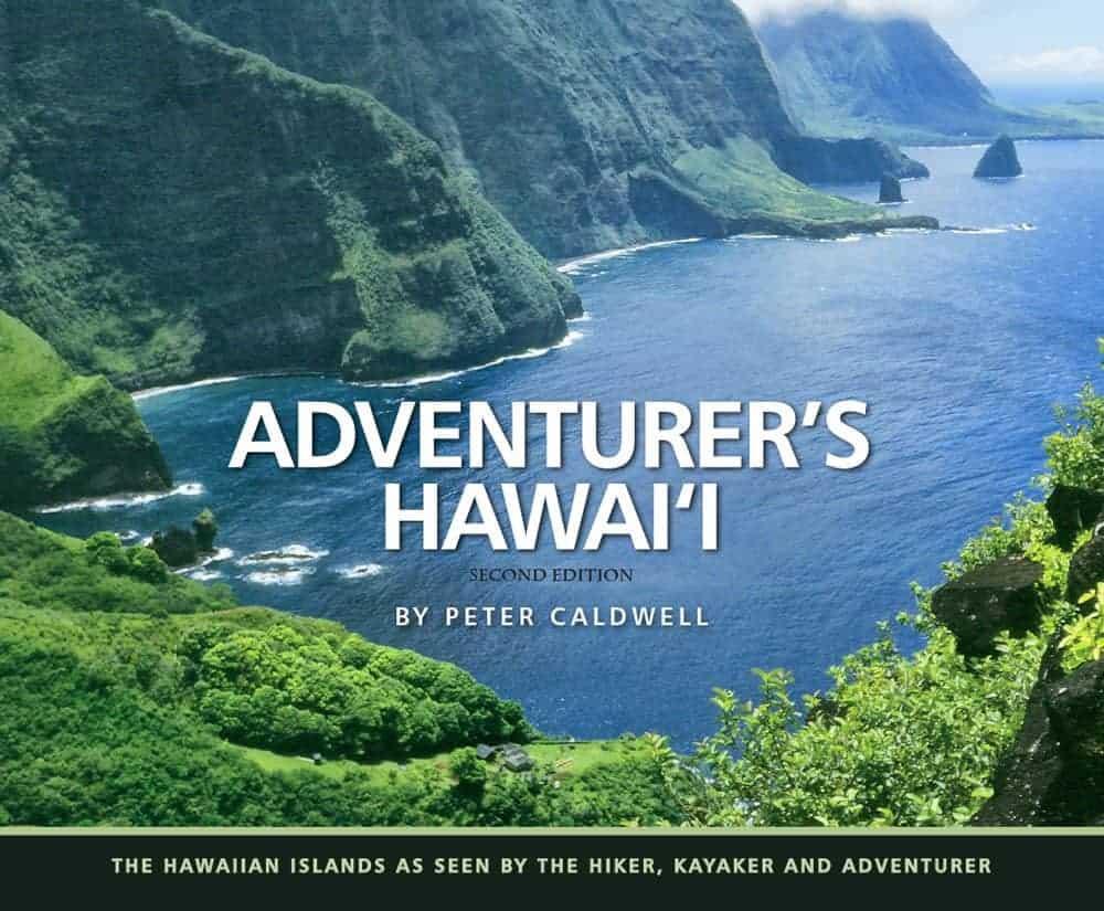 Adventurer's Hawaii Book Cover
